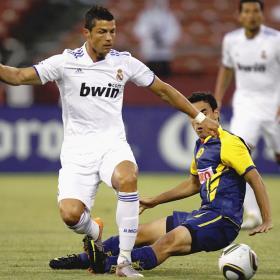 El nuevo Madrid comienza sin los mundialistas- Ameriacan 2 - Real Madrid 3