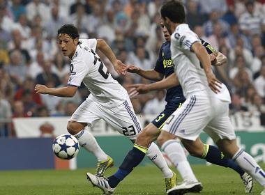 Comienza la champion de la decima. Real Madrid (2) - Ajax (0)