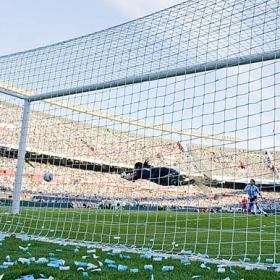 Un amistoso. Argentina (4) - España 1