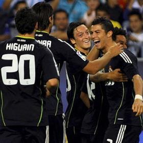 El Madrid solidario es mas equipo. Malaga (1) - Real Madrid (4)