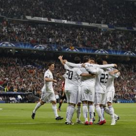 El Milan se encuentra a otro Madrid distinto al del ultimo choque. Real Madrid (2) - Milan (0)