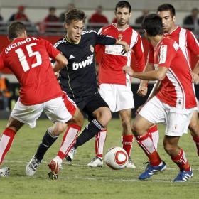 A rematar en el Bernabeu. Murcia (0) - Real Madrid (0)