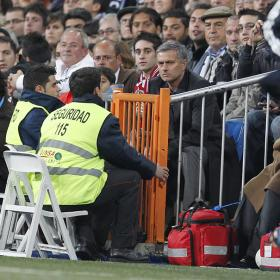 Se acabo la rebelion de los debiles. Real Madrid (5) - Murcia (1)