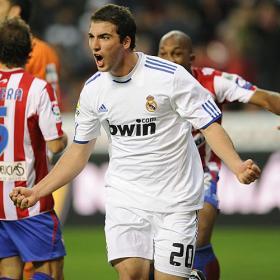 Asi asi asi gana el Madrid. Sporting (0) - Real Madrid (1)