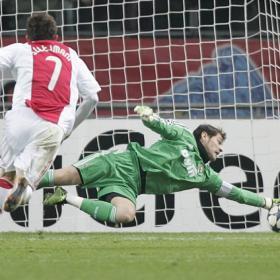 Gran noche europea. Ajax (0) - Real Madrid (4)