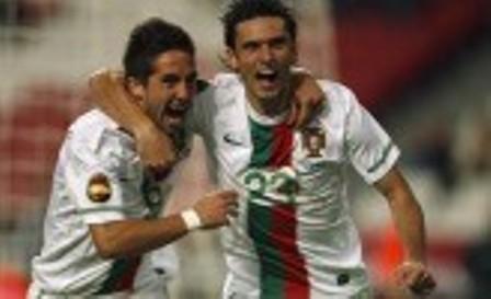 La estrella no luce en los amistosos. Portugal (4) - España (0)