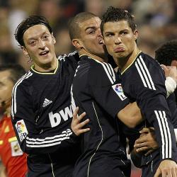 El primer gol, reflejo de la pegada. Zaragorza (1) - Real Madrid (3)