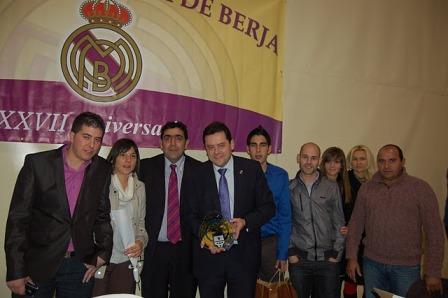 27 Aniversario de la Peña Madridista de Berja