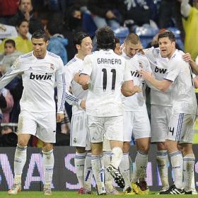 La fiesta de la copa. Real Madrid (8) - Levante (0)