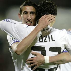 Buen inicio del 2011. Getafe (2) - Real Madrid (3)