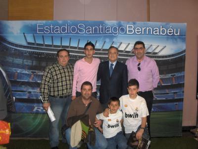3 Encuentro provincial de Peñas Madridistas.