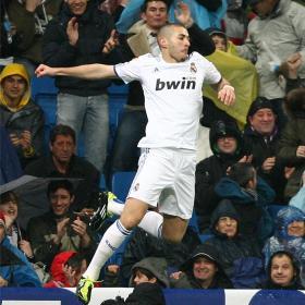 Puro tramite. Real Madrid (2) - Levante (0)