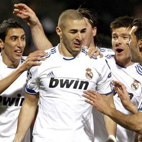 Una pena, se escaparon vivos. Olympique Lyonnais (1) - Real Madrid (1)