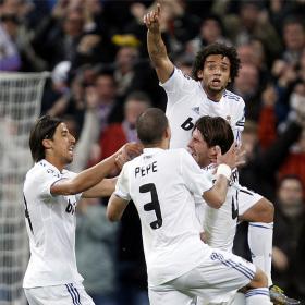 Vuelven los heroes de Europa. Real Madrid (3) - Olimpique Lyonnais (0)