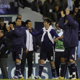 Un grande de Europa vuelve a semifinales. Totenham (0) - Real Madrid (1)