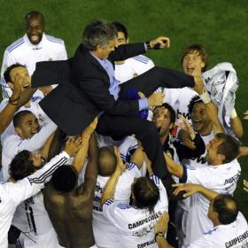 CAMPEONES DE LA COPA DEL REY 2011, En Semana Santa por un CRISTIANO en tu vida. Barcelona (0) - Real Madrid (1)