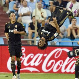 Esto empieza bien. Real Zargoza (0) - Real Madrid (6)